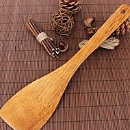 baratos Utensílios de Cozinha-Utensílios de cozinha Madeira Aderência conveniente / Ferramenta baking espátula Para utensílios de cozinha 1pç