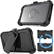 billiga Mobil cases & Skärmskydd-fodral Till Samsung Galaxy S9 Plus / S9 Stötsäker / med stativ Skal Rustning Hårt PC för S9 / S9 Plus
