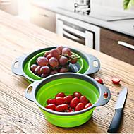 baratos Utensílios de Fruta e Vegetais-Utensílios de cozinha PP Novo Design / Gadget de Cozinha Criativa Cesto de frutas Multifunções / Vegetais / Para utensílios de cozinha 1pç