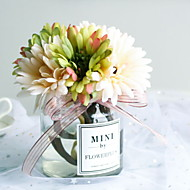 billige Kunstig Blomst-Kunstige blomster 1 Afdeling Klassisk / Enkel Stilfuld Solsikke Bordblomst