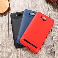 billiga Mobil cases & Skärmskydd-fodral Till Huawei Y3 II IMD Skal Enfärgad Mjukt TPU för Huawei Y3 II