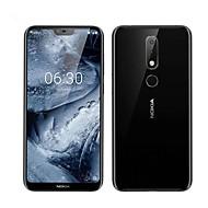 "cheap -NOKIA X6 5.8 inch "" 4G Smartphone (4GB + 64GB 5 mp / 16 mp Snapdragon 636 3060 mAh mAh)"