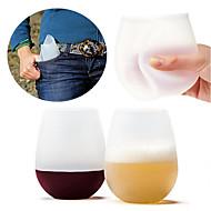 billiga Dricksglas-Dryckes Full Body Silicone Vardagsdricksglas / Moderna dricksglas / Tekoppar Bärbar / klämma / pojkvän gåva 1 pcs