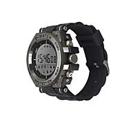 tanie Inteligentne zegarki-Inteligentny zegarek D-Watch na iOS / Android Wodoodporne / Spalone kalorie / Długi czas czuwania / Twórczy / Nowy design Stoper / Krokomierz / Powiadamianie o połączeniu telefonicznym / Rejestrator