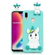 Coque Pour Huawei P20 Pro / P20 lite A Faire Soi-Même Coque Licorne Flexible TPU pour Huawei P20 / Huawei P20 Pro / Huawei P20 lite / P10 Lite / P10
