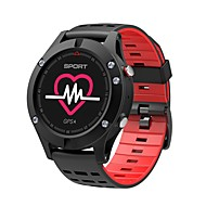 tanie Inteligentne zegarki-Inteligentny zegarek NO.1 F5 na iOS / Android Pulsometr / Wodoodporne / Pomiar ciśnienia krwi / Spalone kalorie / Długi czas czuwania Stoper / Krokomierz / Powiadamianie o połączeniu telefonicznym