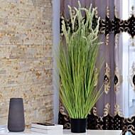 baratos Mais Populares-Flores artificiais 1 Ramo Clássico Rústico Plantas Flor de Chão