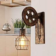 baratos -Legal Clássica Luminárias de parede Sala de Estar / Corredor Metal Luz de parede 220-240V 40 W