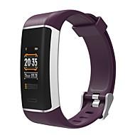 tanie Inteligentne zegarki-Inteligentny zegarek W7 na Android 4.3 i nowszy Pulsometr / Spalone kalorie / GPS / Ekran dotykowy / Wielofunkcyjne Krokomierz / Powiadamianie o połączeniu telefonicznym / Rejestrator aktywności