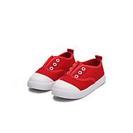 baratos Sapatos de Menino-Para Meninos / Para Meninas Sapatos PVC Primavera & Outono Conforto / Primeiros Passos Rasos Caminhada Combinação para Infantil / Bébé Verde / Azul / Rosa claro / Botas Curtas / Ankle