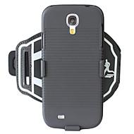 billiga Mobil cases & Skärmskydd-fodral Till Samsung Galaxy S8 / S7 Sportarmband / Stötsäker Armband Enfärgad Hårt PC för S4
