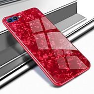 billiga Mobil cases & Skärmskydd-fodral Till Huawei Honor 10 / Honor View 10(Honor V10) Mönster Skal Marmor Hårt Härdat glas för Huawei Honor 10 / Honor 9 / Huawei Honor 9 Lite