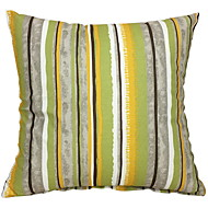 1 adet Polyester Yastık Kılıfı, Geometrik Desenli Modern Stil