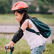 Χαμηλού Κόστους Προστατευτικός Εξοπλισμός-Περιτυλίγματα και Κουτιά για Cupcake / Curea Cot για Ποδηλασία Δρόμου / Ποδηλασία Αναψυχής / Ποδηλασία / Ποδήλατο Αγορίστικα / Κοριτσίστικα Προστασία Ποδήλατο Σιλικόνη / Νάιλον 1 Pair Μαύρο