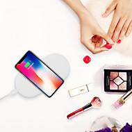 billiga Mobil cases & Skärmskydd-PR-hq-f 15w fast qi trådlös mobil / mobil laddningshållare / strömport / pad / station / laddare för iPhone / Samsung / Nokia / Motorola / Sony / Huawei / Xiaomi