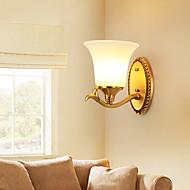 billige Vegglamper-Moderne / Nutidig Vegglamper Stue Metall Vegglampe 220-240V 40 W