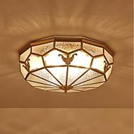 billige Taklamper-3-Light Originale Takplafond Omgivelseslys - Nytt Design, 110-120V / 220-240V, Varm Hvit, Pære ikke Inkludert