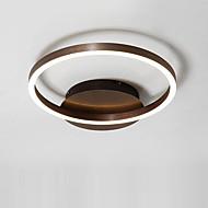 billige Taklamper-Sirkelformet Takplafond Omgivelseslys - LED, Nytt Design, 110-120V / 220-240V, Varm Hvit / Kald Hvit, LED lyskilde inkludert