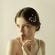 Perle finte Perno di capelli con Perle di imitazione 1 pezzo Matrimonio / Party / serata Copricapo
