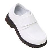 baratos Sapatos de Menino-Para Meninos Sapatos Couro Ecológico Primavera & Outono Conforto Mocassins e Slip-Ons para Branco