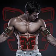 baratos Equipamentos & Acessórios Fitness-Estimulador ABS / Cinto de Tonificação Abdominal / EMS Abs Trainer Com Plástico Electrónico, Muskelstimulator, Sem Fio Treinamento EMS, Tonificação Muscular, Treino de ABS Para Exercício e Atividade