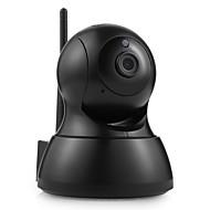billige Innendørs IP Nettverkskameraer-sannce® trådløs mini ip kamera overvåking kamera wifi 720p innendørs baby monitor sd kort suppor 64gb