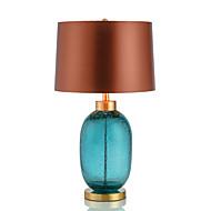 billige Lamper-Bordlampe Til Soverom / Spisestue Glass 110-120V / 220-240V Blå / Lilla