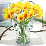 billige Kunstig Blomst-Kunstige blomster 8.0 Afdeling Klassisk / Enkel Stilfuld / pastorale stil Calla-lilje Bordblomst