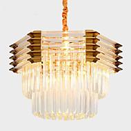 billige Takbelysning og vifter-QIHengZhaoMing Lysekroner Omgivelseslys galvanisert Metall 110-120V / 220-240V Varm Hvit Pære Inkludert