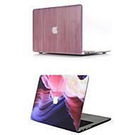 MacBook เคส ภาพสีน้ำมัน พีวีซี สำหรับ MacBook Air 11-inch