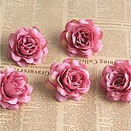 Kunstige blomster 5 Afdeling Klassisk / Enkel Stilfuld / pastorale stil Roser Bordblomst