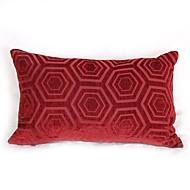 tanie Zestawy poduszki-1 szt Poliester Pokrowiec na poduszkę, Żakard / Wzór geometryczny / Geometryczny Rustykalny / Europejskie
