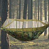 Amaca da campeggio Esterno Campeggio Portatile Leggero Traspirabilità Nylon Campeggio e hiking Campeggio Viaggi per