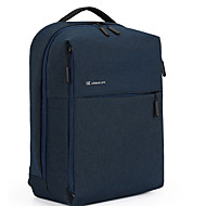 cheap School Bags-Unisex Bags Polyester School Bag Solid Blue / Black / Gray
