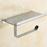 رخيصةأون -مخزن متعددة الوظائف / سهلة الاستخدام معاصر / الحديث ستانلس ستيل 1PC - أغراض حمام منظمة