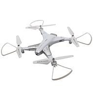 RC Drone Z3 RTF 4 Kanaler 6 Akse 2.4G Med HD-kamera 2.0MP 720P Fjernstyret quadcopter En Knap Til Returflyvning / Hovedløs Modus / Adgang Til Real-Tid Optagelser Fjernstyret Quadcopter / Fjernstyring