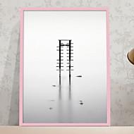 baratos Placas de Expansão-Moderno / Contemporâneo Madeira Espelhado Molduras, 1pç