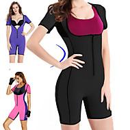 Zweet tailletrainerkorset Saunapak neopreeni Rekbaar Tummy Fat Burner Verbrande calorieën Training&Fitness bodybuilding Voor Dames arm Taille en rug Been