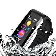 KUPENG WQ6 Универсальные Умный браслет Android iOS Bluetooth GPS Спорт Водонепроницаемый Пульсомер Измерение кровяного давления / Датчик для отслеживания активности / Датчик для отслеживания сна