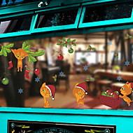baratos Películas e Adesivos de Janela-Filme de Janelas e Adesivos Decoração Moderna / Simples Simples / Personagem PVC Legal / Shop / Cafe