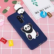 billiga Mobil cases & Skärmskydd-fodral Till Samsung Galaxy S9 Plus / S8 Plus Mönster / GDS (Gör det själv) Skal Panda Mjukt TPU för S9 / S9 Plus / S8 Plus