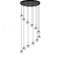 billige Takbelysning og vifter-QIHengZhaoMing Anheng Lys Omgivelseslys 110-120V / 220-240V, Varm Hvit, LED lyskilde inkludert
