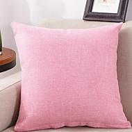 tanie Zestawy poduszki-1 szt Inne Poduszka z wkładem, Solidne kolory Nowoczesny