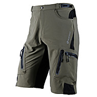 cheap -Nuckily Men's Cycling Shorts - Black / Gray Bike Shorts MTB Shorts Waterproof Breathable Quick Dry Anatomic Design Back Pocket Sports Lycra Mountain Bike MTB Road Bike Cycling Clothing Apparel