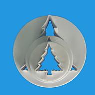 baratos Utensílios para Biscoitos-Ferramentas bakeware Plástico Criativo Biscoito Pie Tools 3pçs