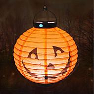 billige Lamper-brelong halloween natt fest dekorasjon led lantern 1 stk
