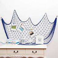 billige Veggdekor-Landskap Veggdekor 75g / m3 Polyester strik stretch Europeisk Veggkunst, Veggtepper Dekorasjon