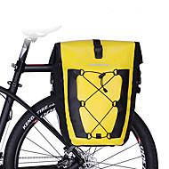 Χαμηλού Κόστους Τσάντες για σέλα ποδηλάτου-27 L Τσάντα για σέλα ποδηλάτου / Τσάντα αποσκευών για ποδήλατο / Διπλή τσάντα σέλας ποδηλάτου Αδιάβροχη, Φορητό, Αδιάβροχο Τσάντα ποδηλάτου TPU / 420D Νάιλον Τσάντα ποδηλάτου Τσάντα ποδηλασίας