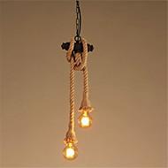 billige Takbelysning og vifter-OYLYW 2-Light Mini Anheng Lys Omgivelseslys Malte Finishes Metall Mini Stil, Justerbar 110-120V / 220-240V
