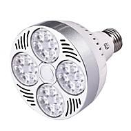 billige Spotlys med LED-YWXLIGHT® 1pc 25 W 2350-2450 lm E26 / E27 LED-spotpærer 24 LED perler SMD Varm hvit / Kjølig hvit